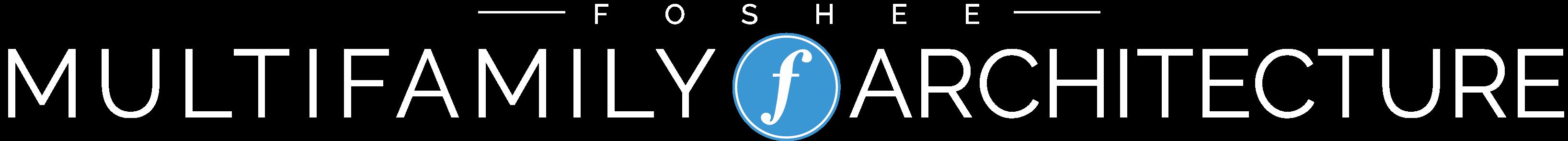 Foshee Multifamily Architecture Logo